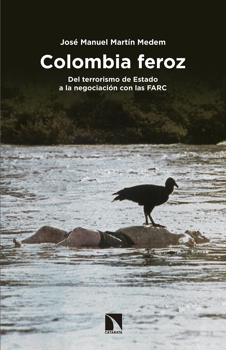 COLOMBIA FEROZ: portada