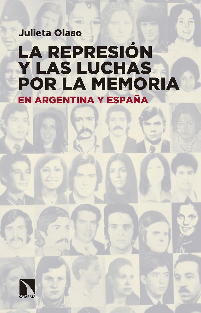 La represión y las luchas por la memoria en Argentina y Espa: portada