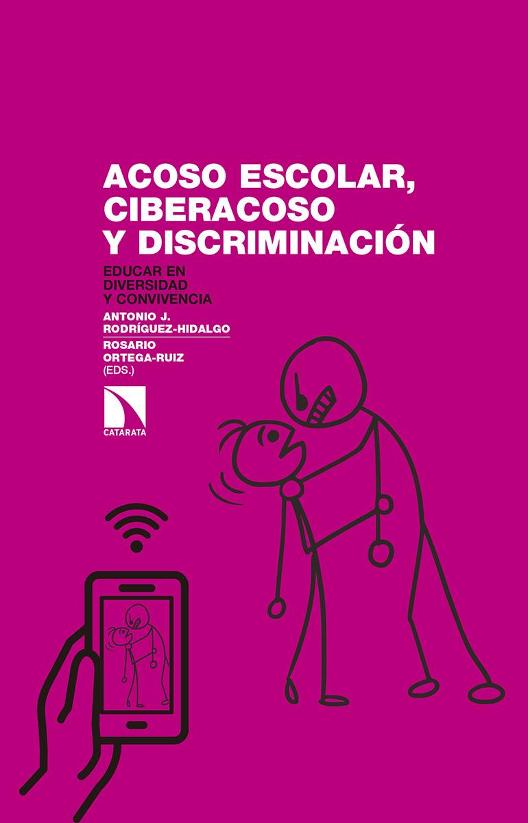 ACOSO ESCOLAR CIBERACOSO Y DISCRIMINACION: portada