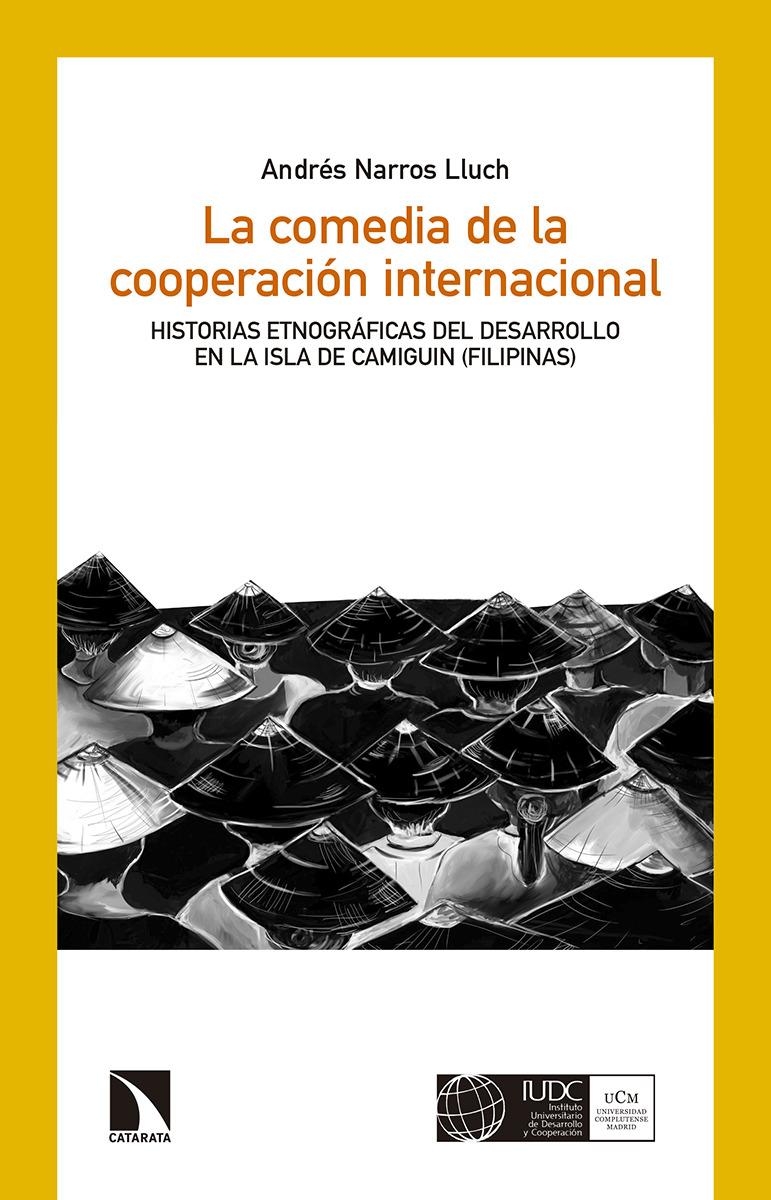 La comedia de la cooperación internacional: portada
