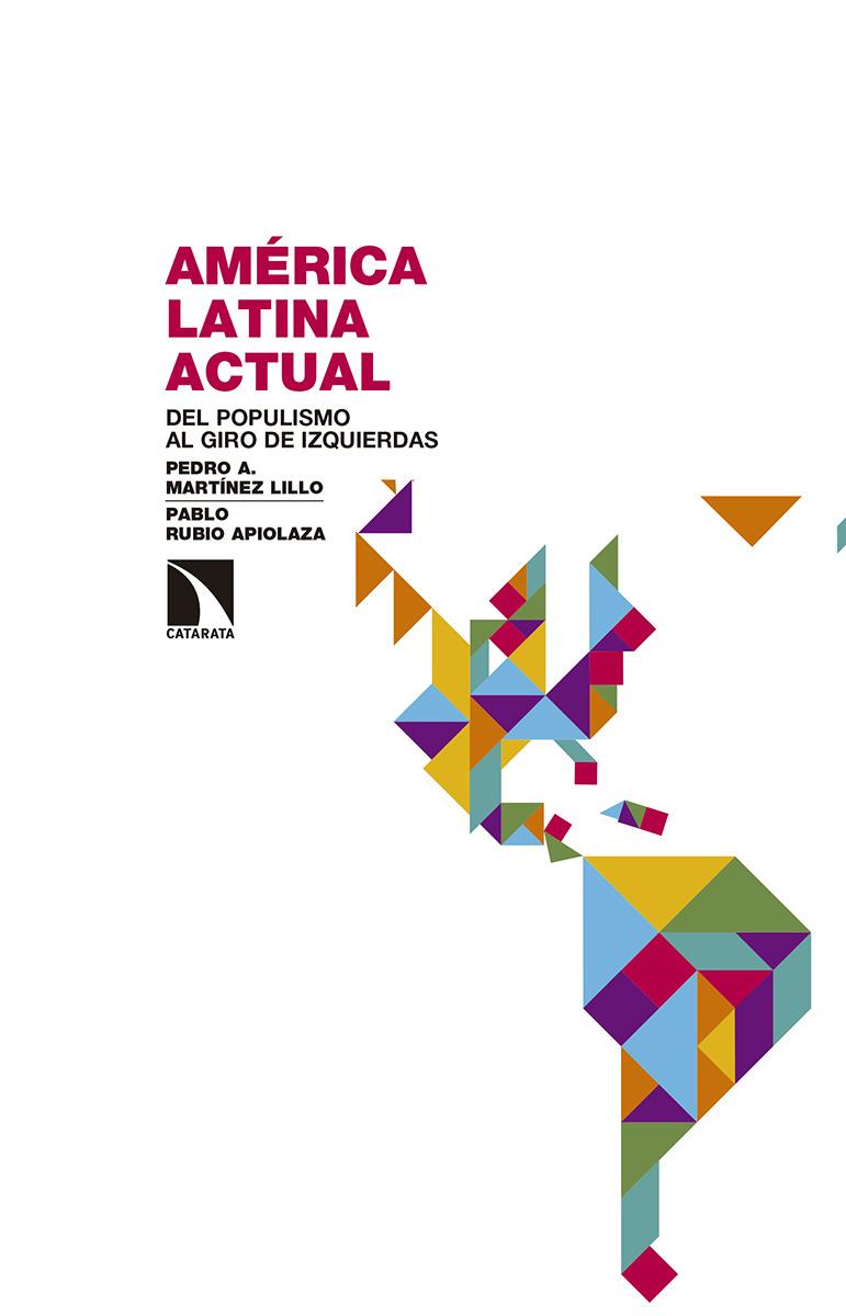 América Latina actual.: portada