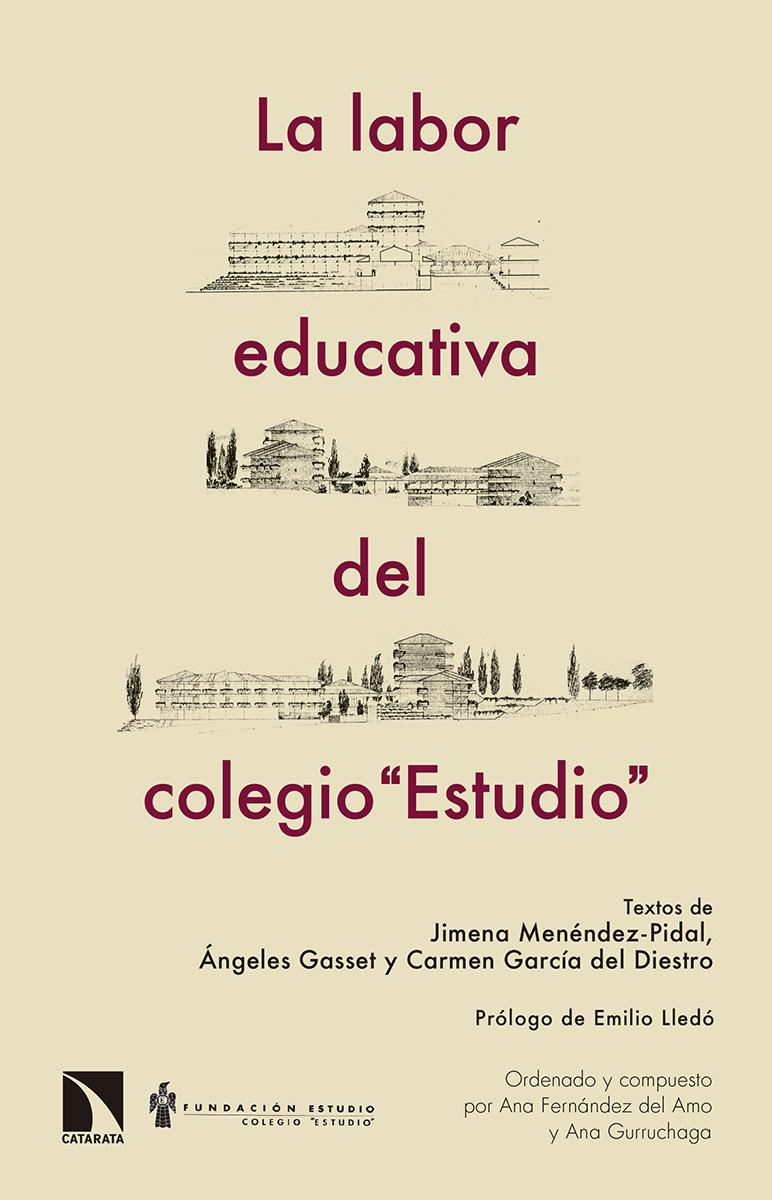 """La labor educativa del colegio """"Estudio"""": portada"""