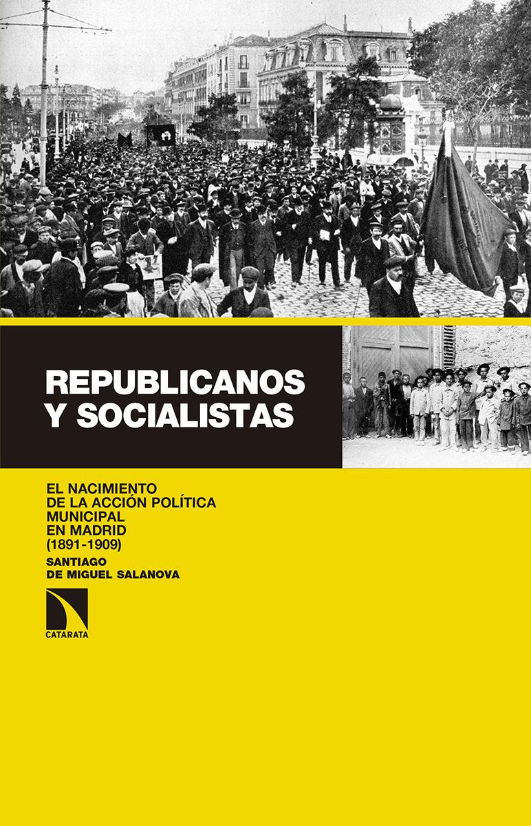 Republicanos y socialistas: portada
