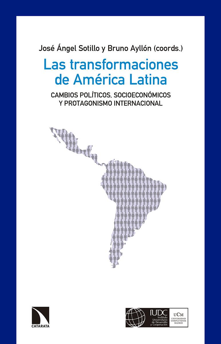 Las transformaciones de América Latina: portada