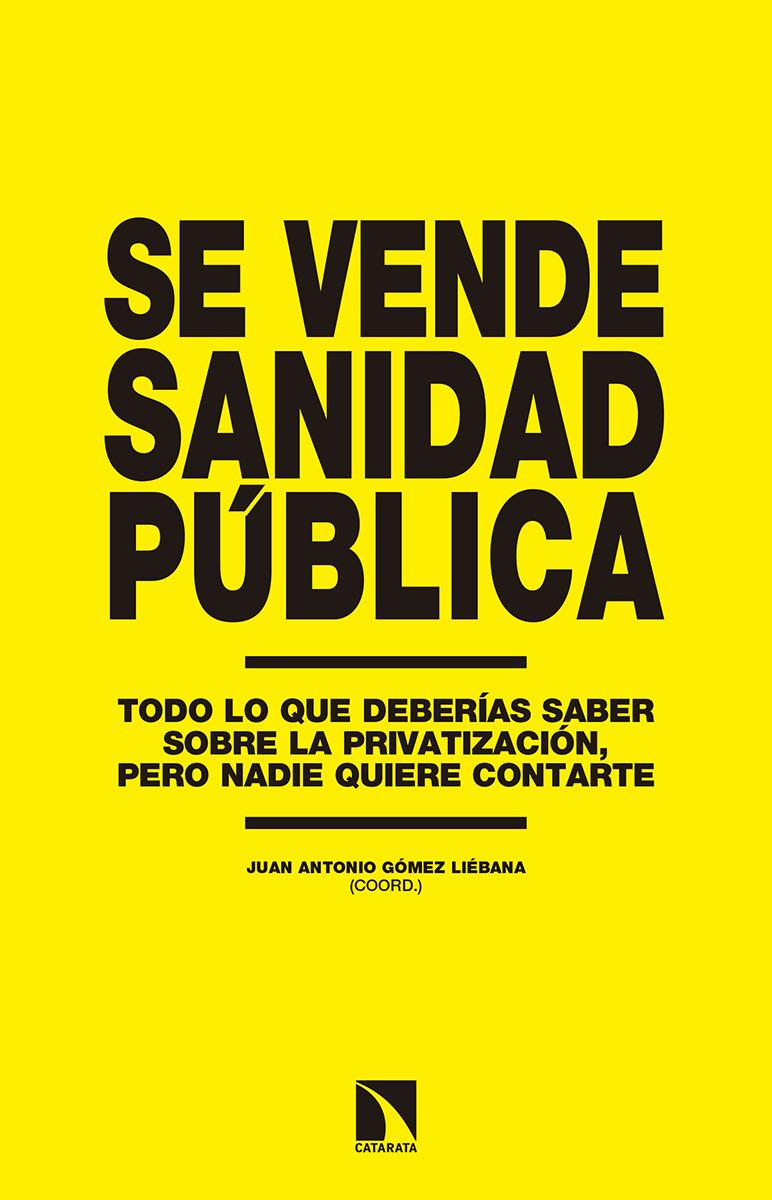 Se vende sanidad pública: portada