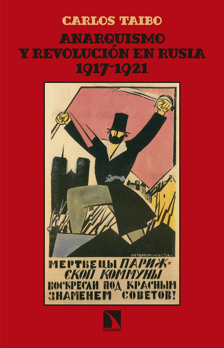 Anarquismo y revolución en Rusia (1917-1921): portada