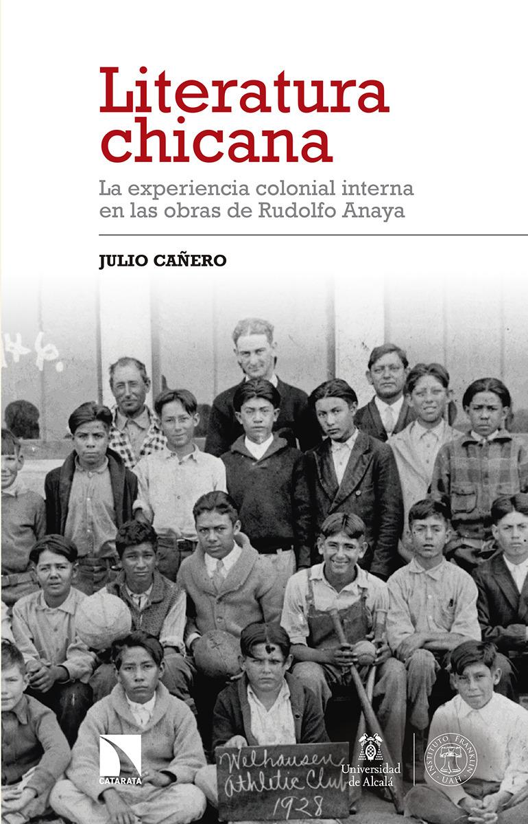 Literatura chicana: portada