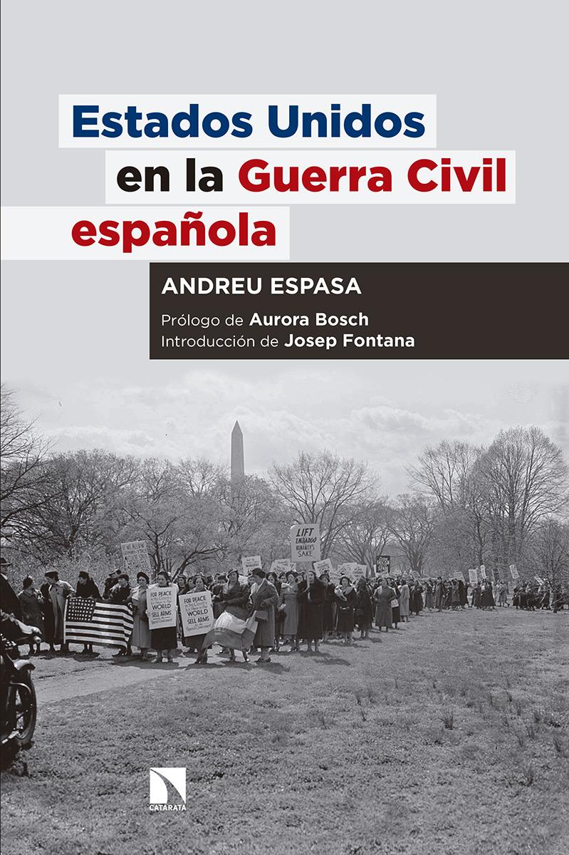 Estados Unidos en la Guerra Civil española: portada