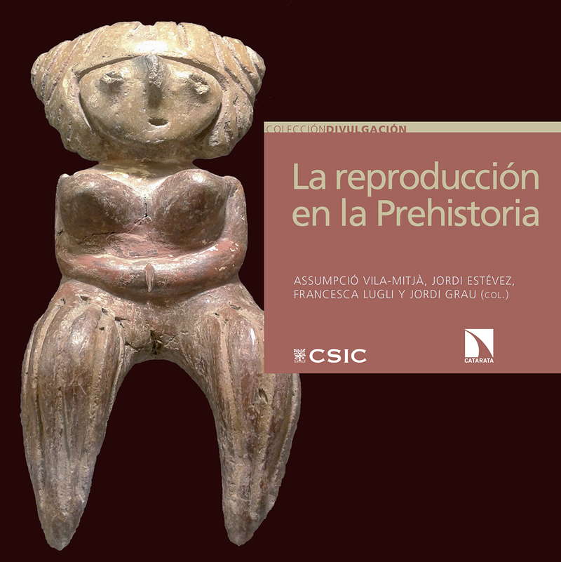La reproducción en la Prehistoria: portada