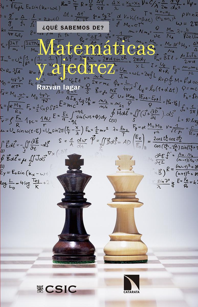 Matemáticas y ajedrez: portada
