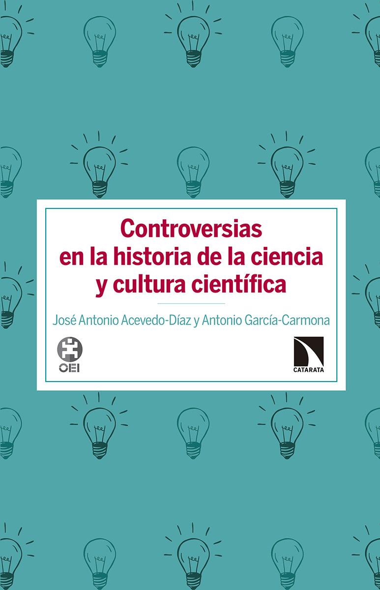 CONTROVERSIAS EN LA HISTORIA DE LA CIENCIA: portada