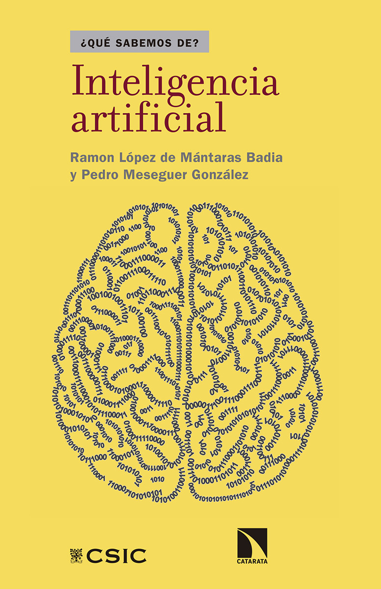 Inteligencia artificial: portada
