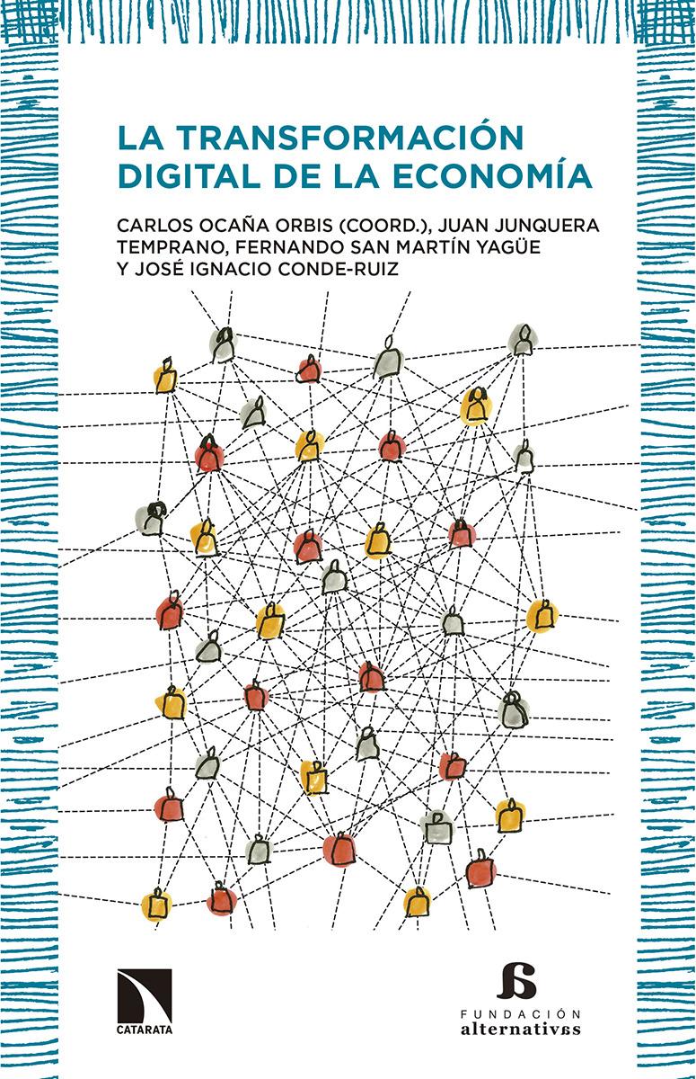 La transformación digital de la economía: portada