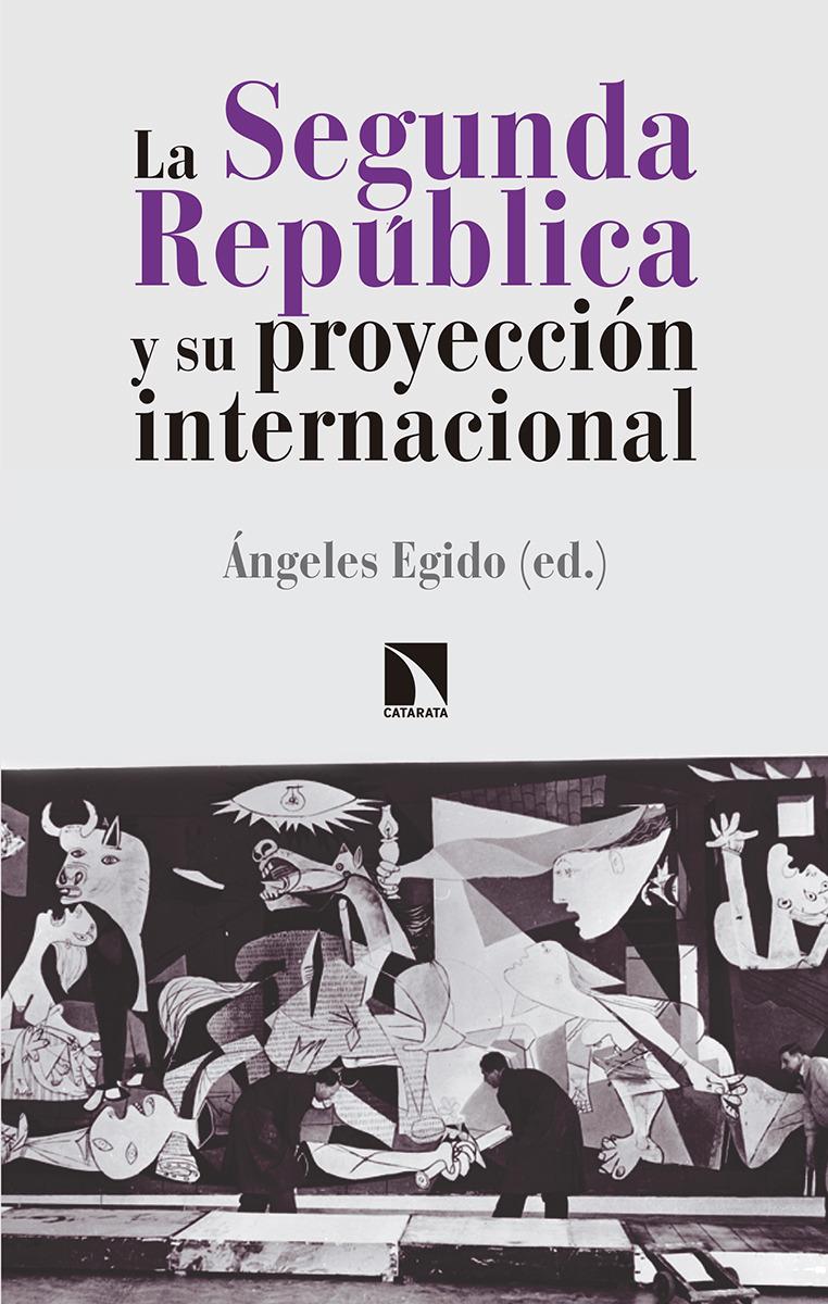 La Segunda República y su proyección internacional: portada