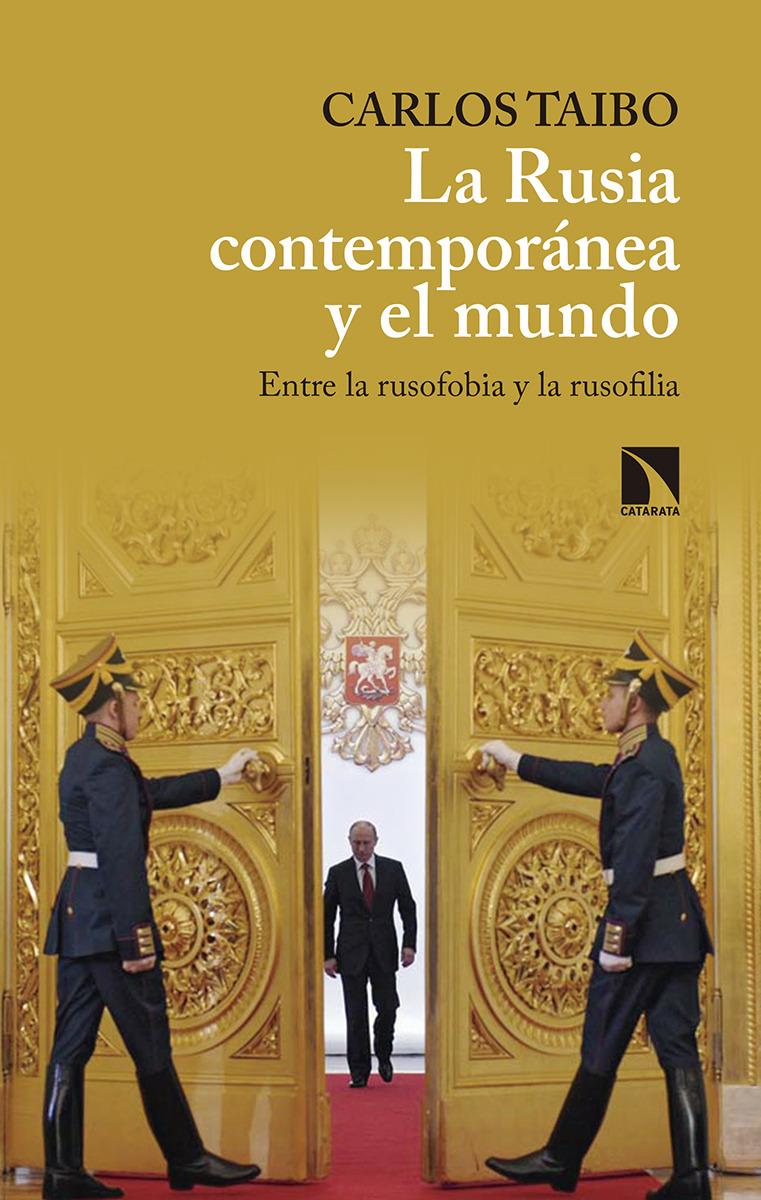 La Rusia contemporánea y el mundo: portada