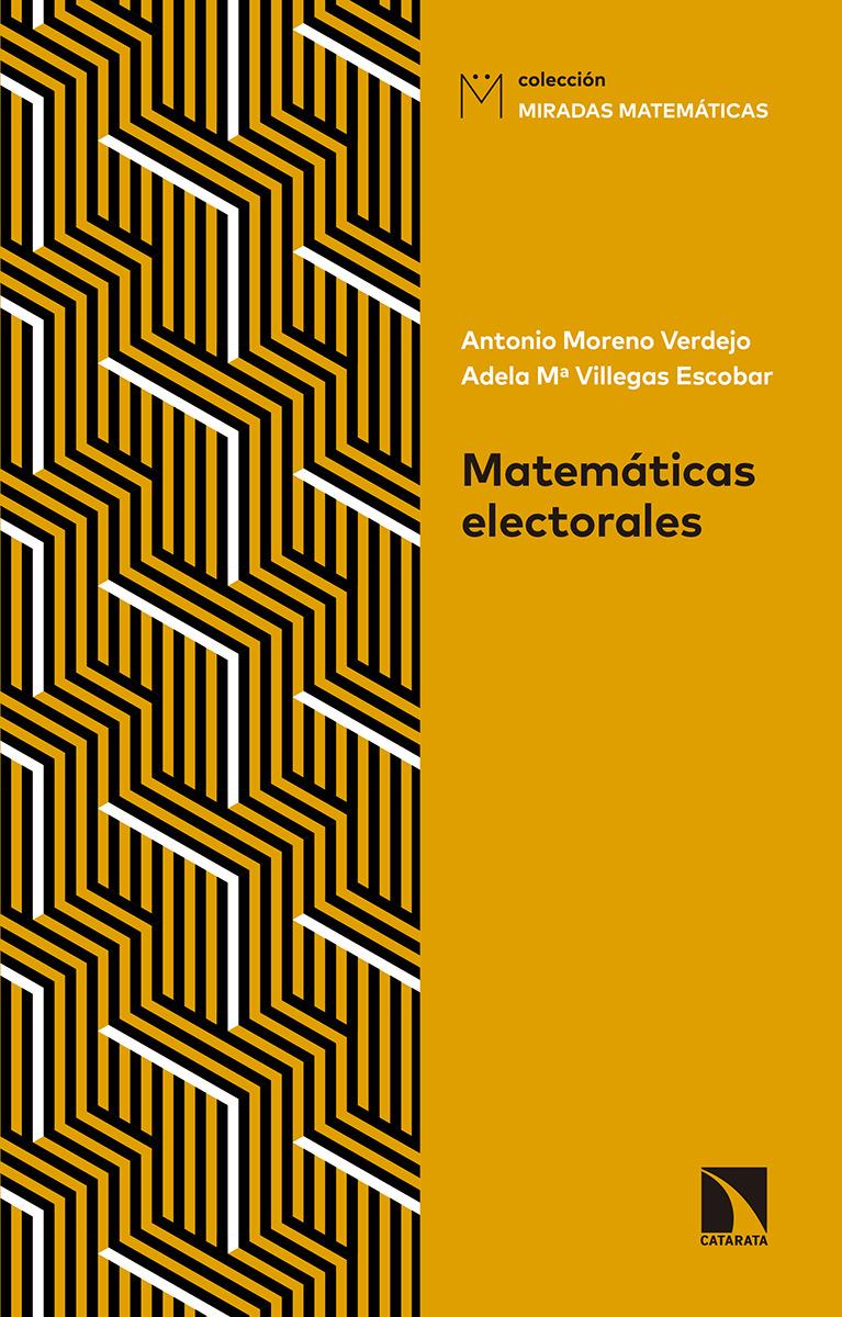 MATEMÁTICAS ELECTORALES: portada