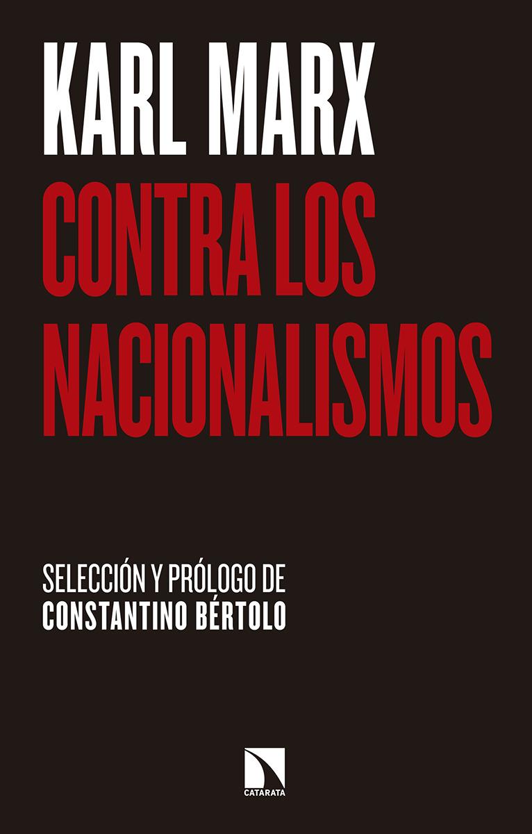 CONTRA LOS NACIONALISMOS: portada