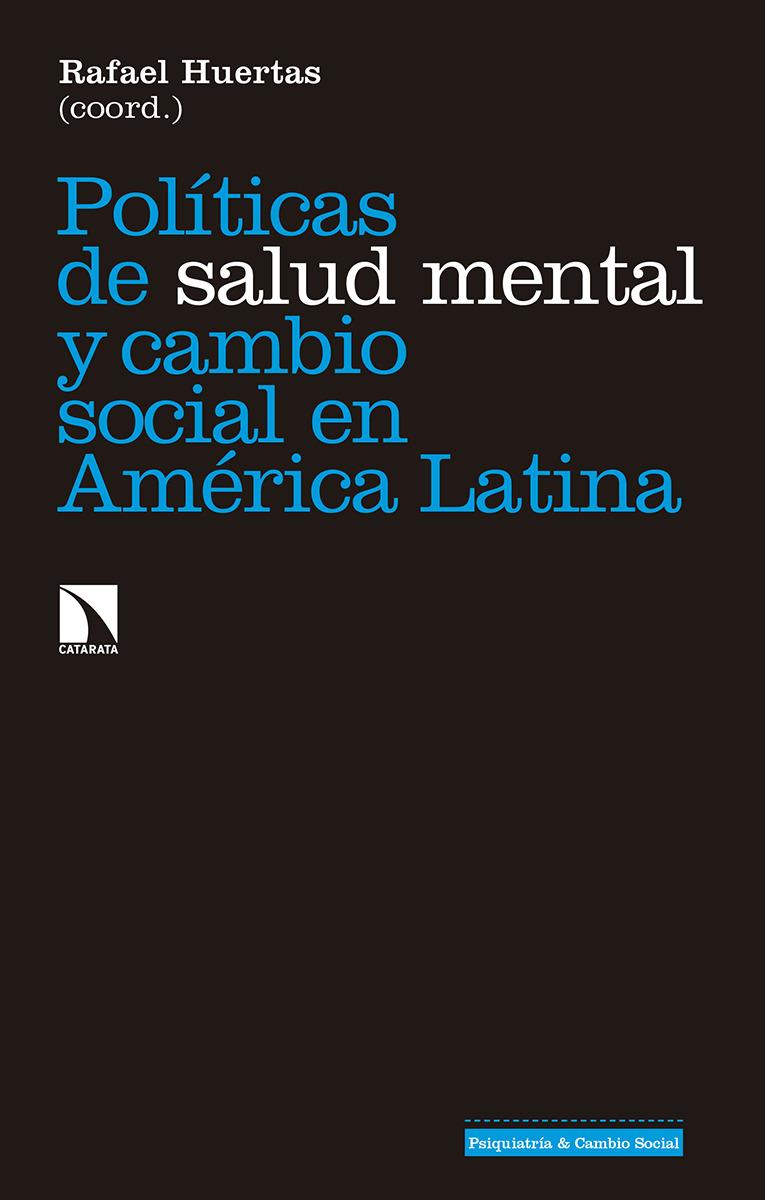 Políticas de salud mental y cambio social en América Latina: portada