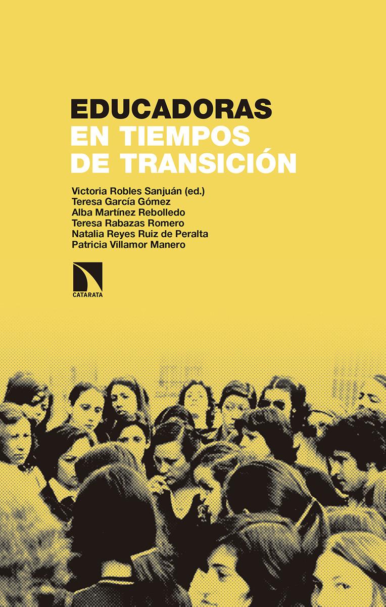 Educadoras en tiempos de transición: portada