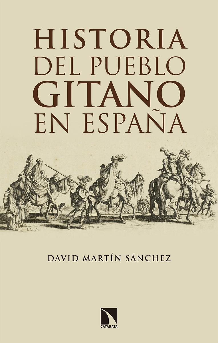 Historia del pueblo gitano en España: portada