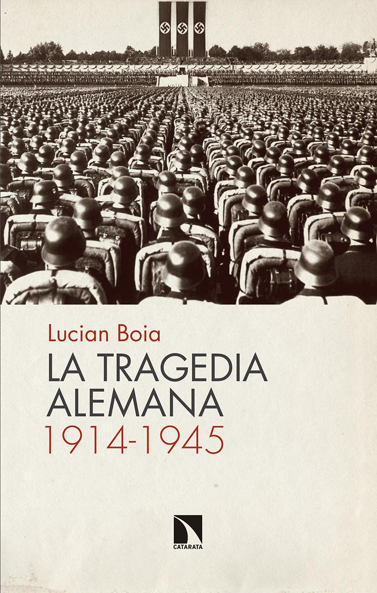 La tragedia alemana, 1914-1945: portada