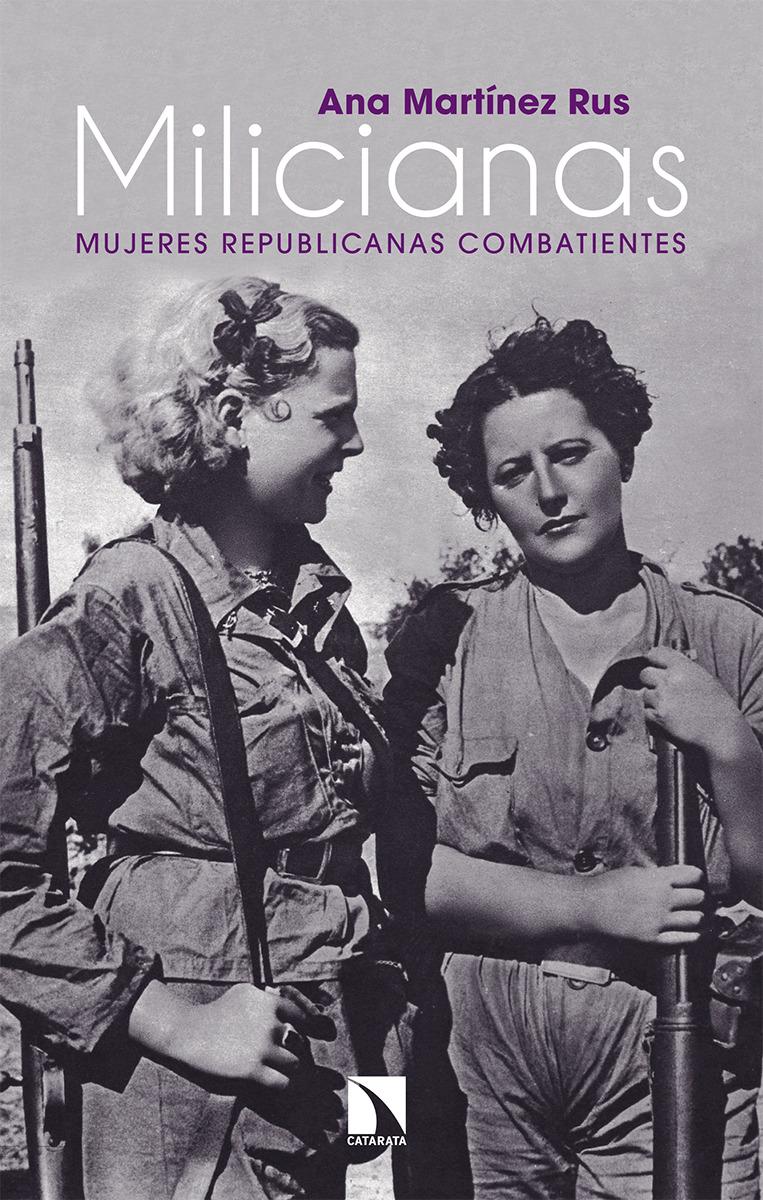 Milicianas: portada