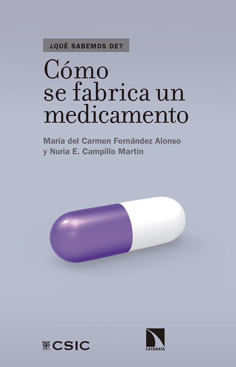 Cómo se fabrica un medicamento: portada