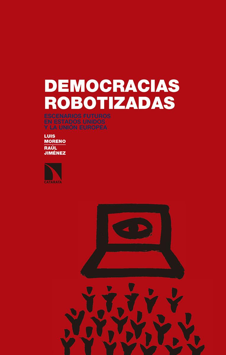 DEMOCRACIAS ROBOTIZADAS: portada