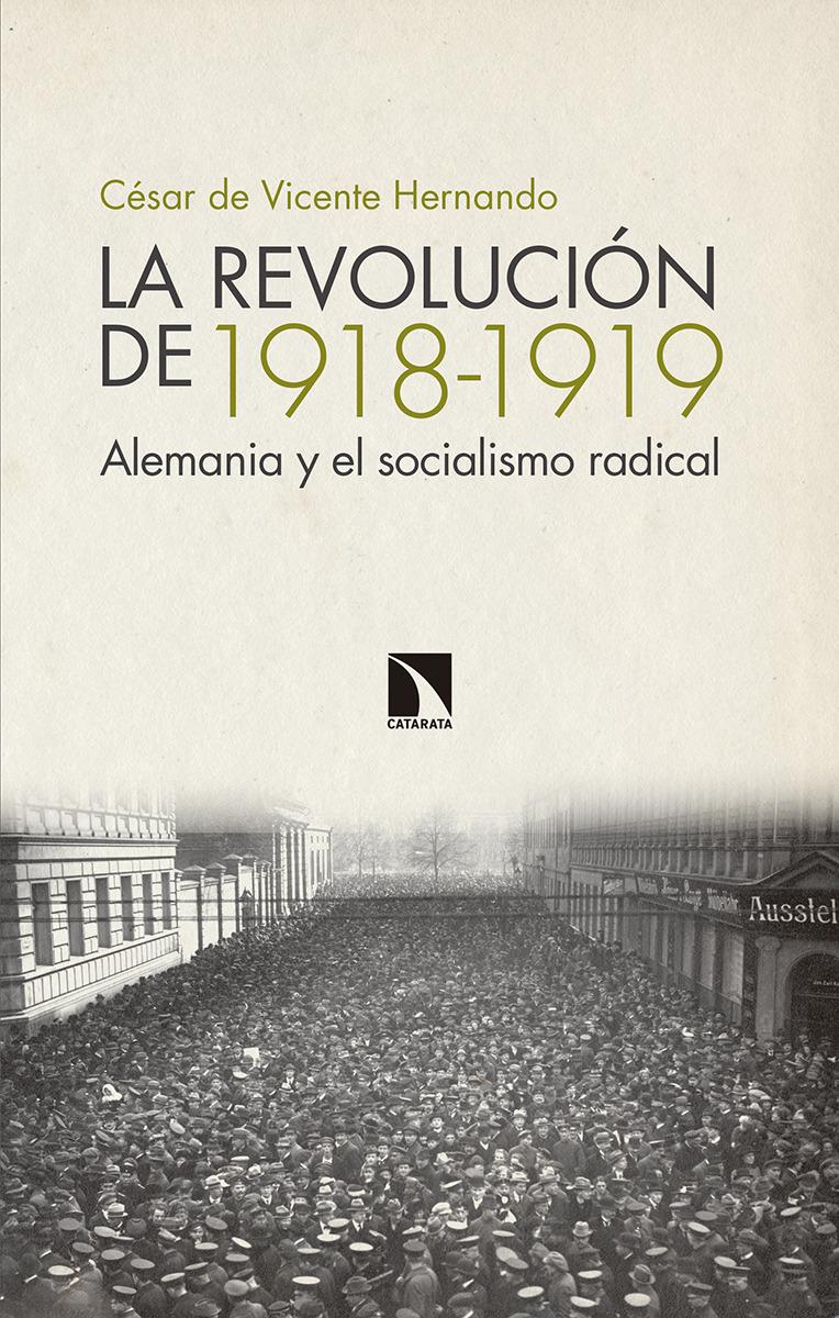 La revolución de 1918-1919: portada