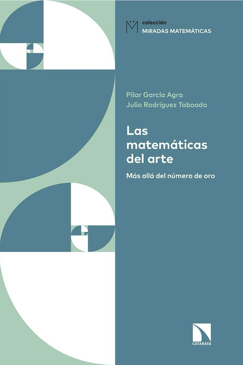 Las matemáticas del arte: portada