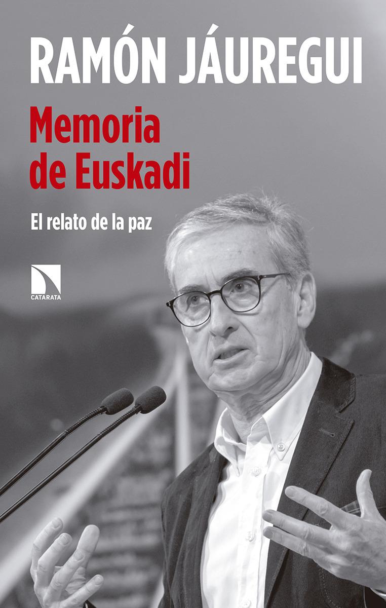 Memoria de Euskadi: portada