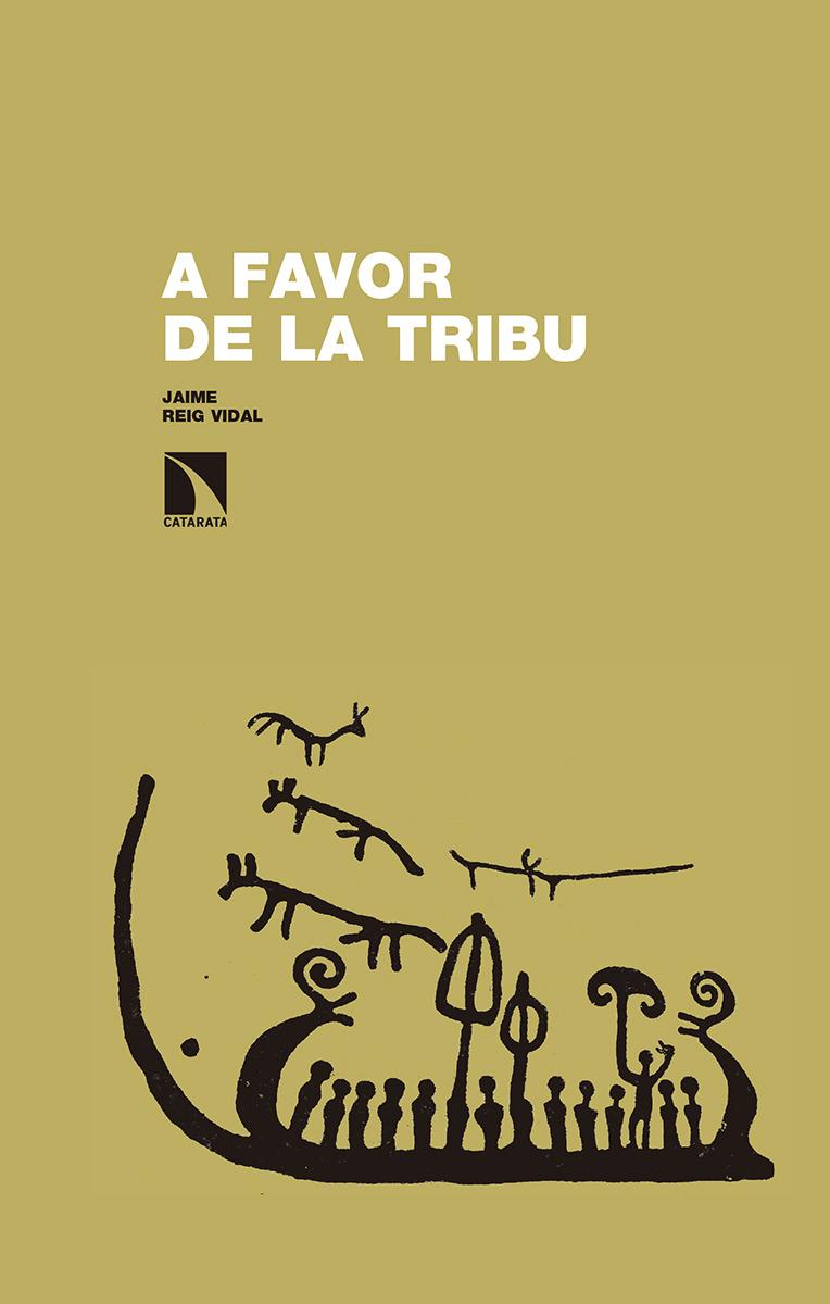 A favor de la tribu: portada