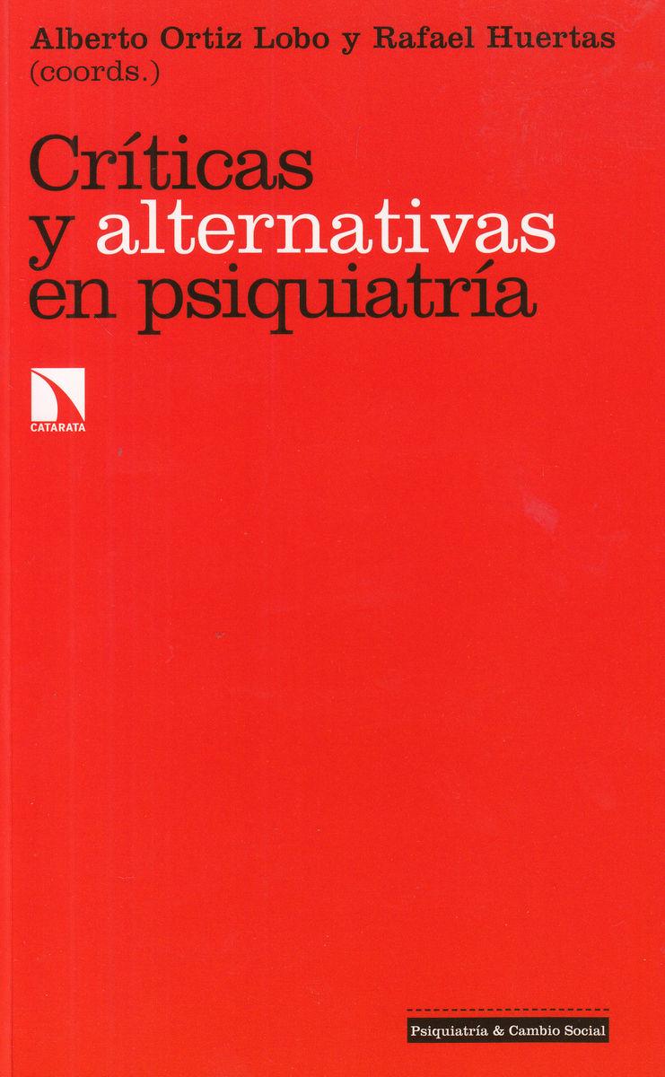 Críticas y alternativas en psiquiatría: portada