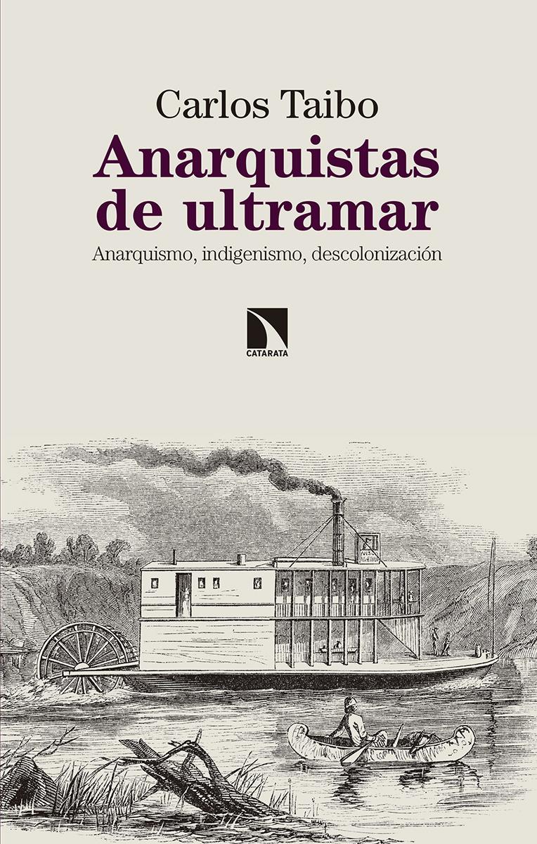 ANARQUISTAS DE ULTRAMAR: portada