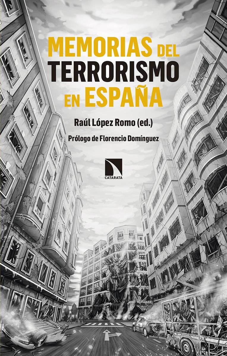 Memorias del terrorismo en España: portada