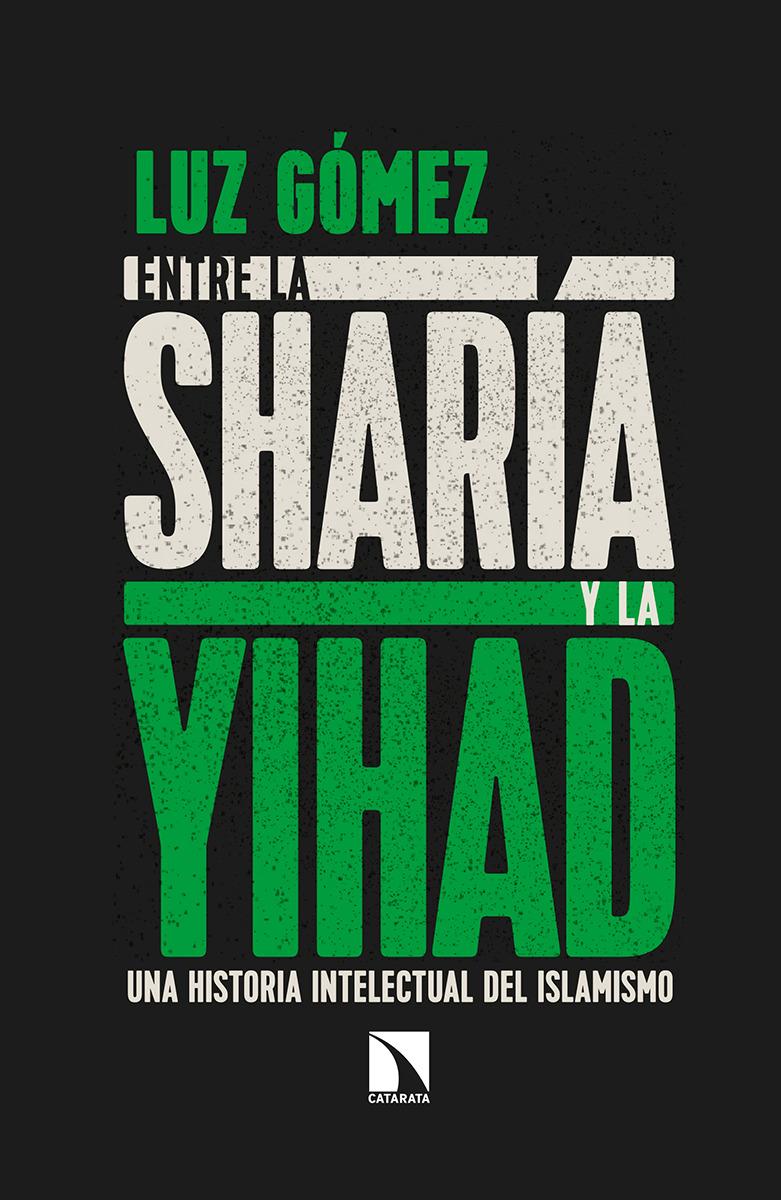 Entre la sharía y la yihad: portada