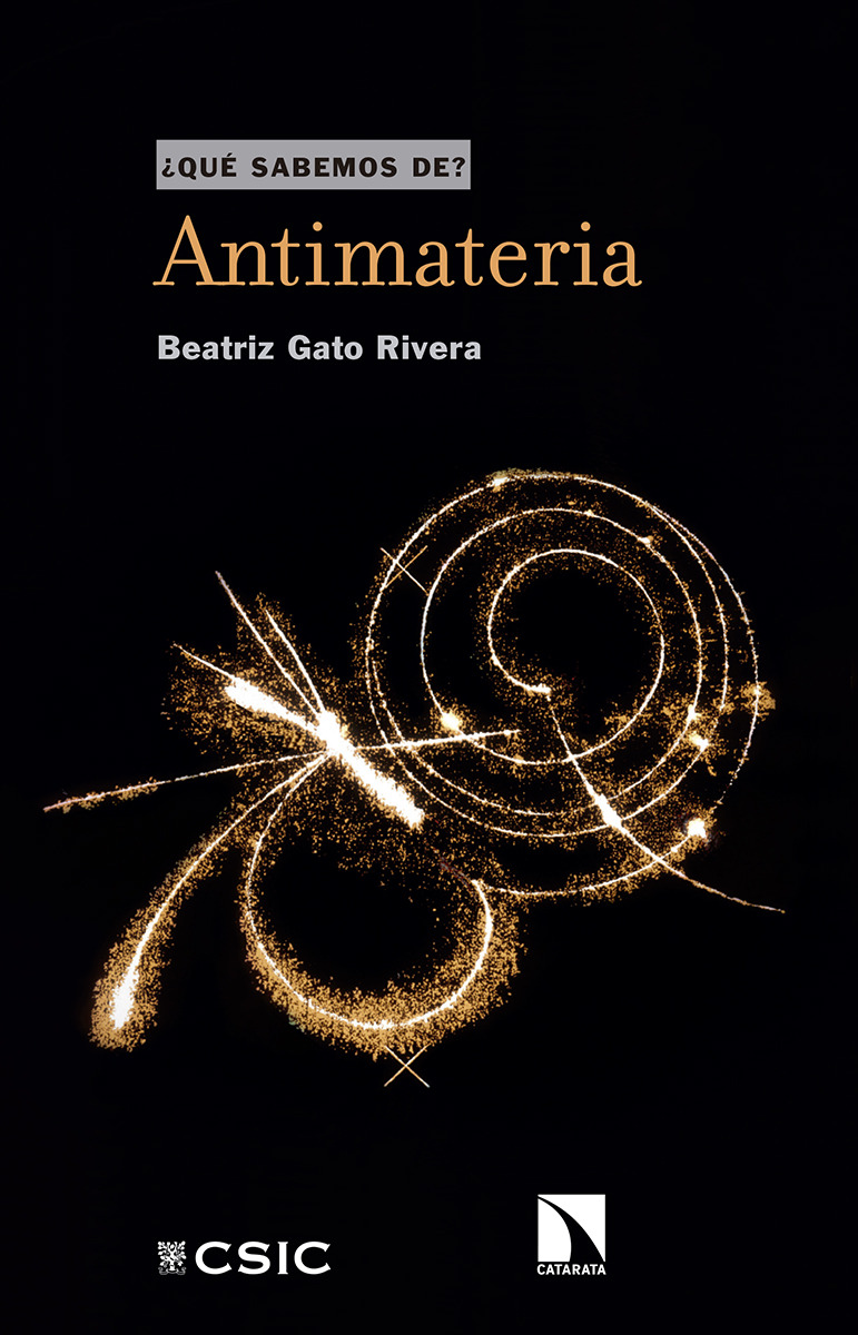ANTIMATERIA: portada