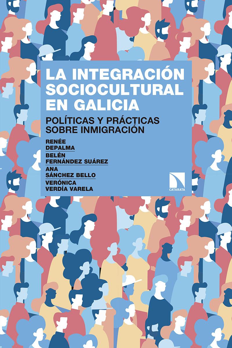La integración sociocultural en Galicia: portada