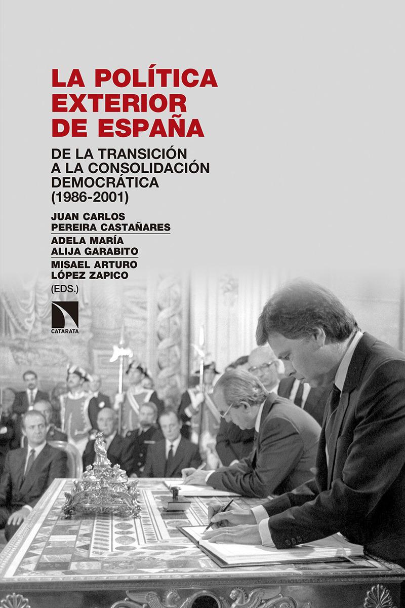 La política exterior de España: portada