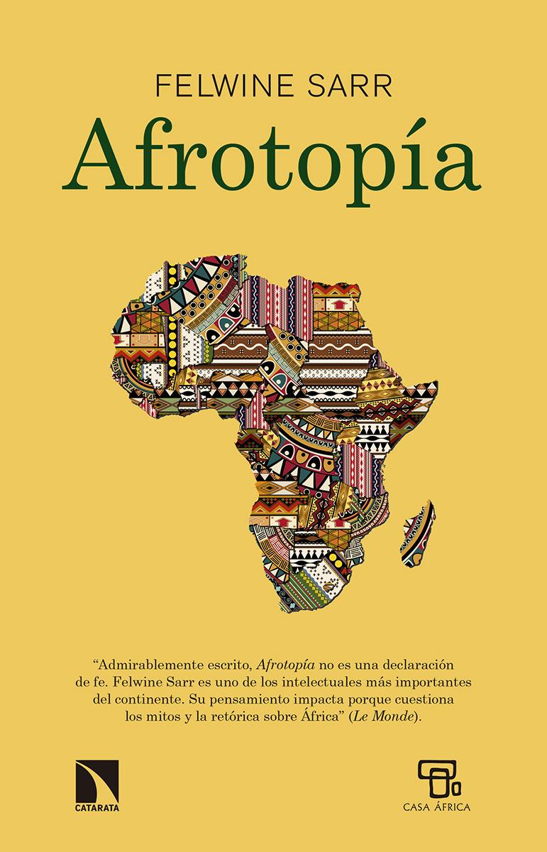 Afrotopía: portada