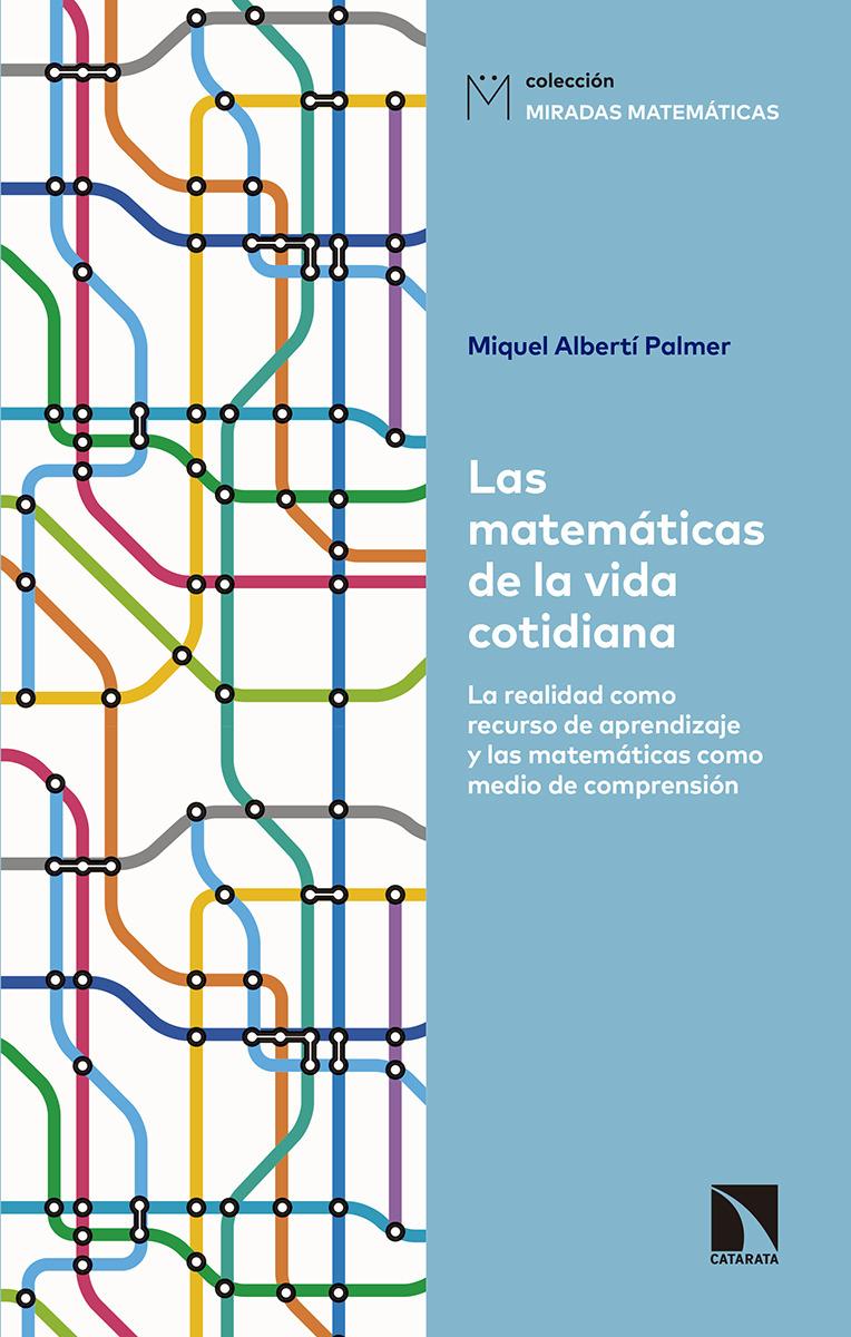 Las matemáticas de la vida cotidiana: portada