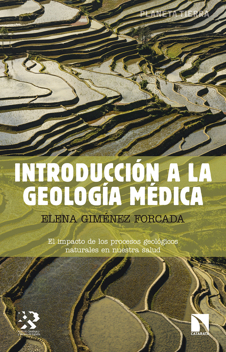 Introducción a la geología médica: portada