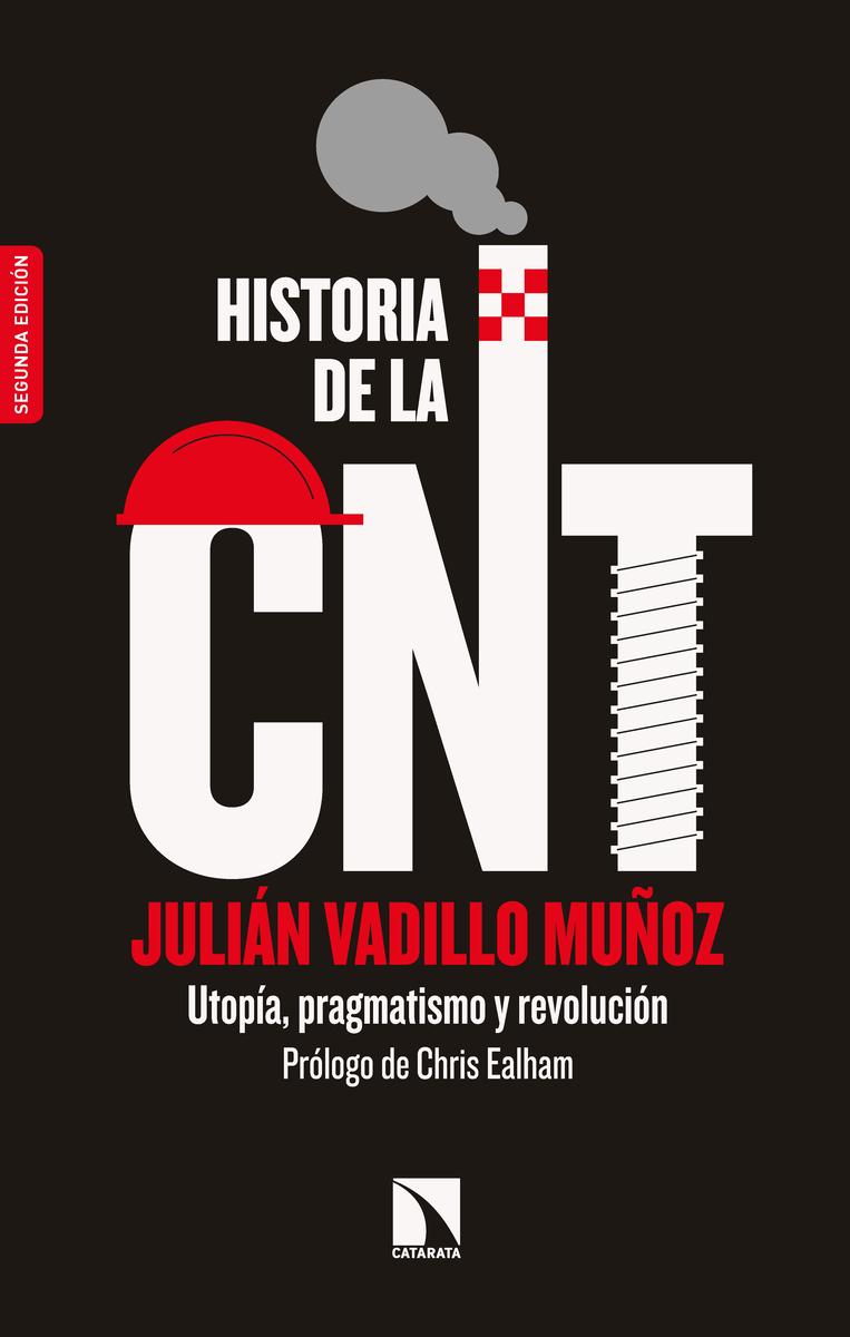 Historia de la CNT (2ª ED): portada