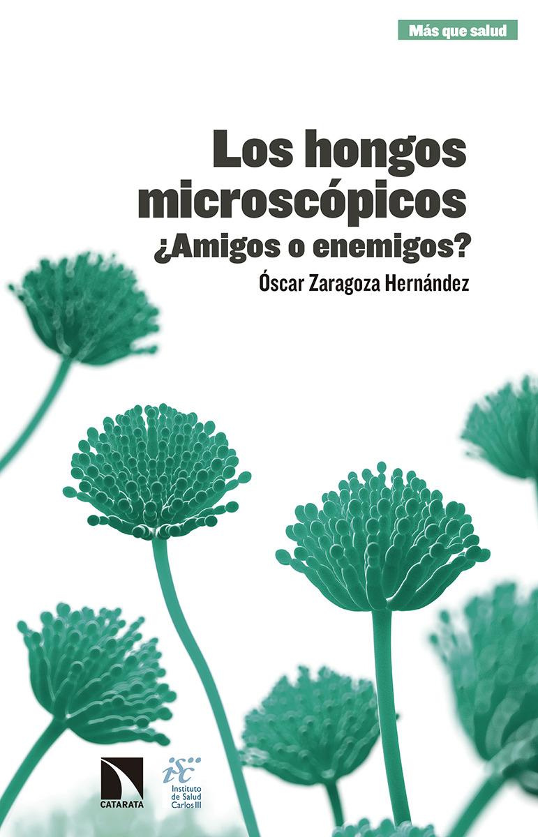 Los hongos microscópicos: portada