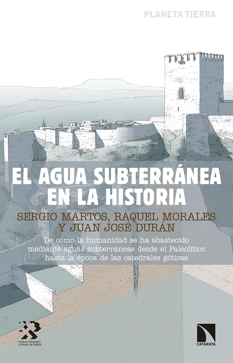 El agua subterránea en la historia: portada