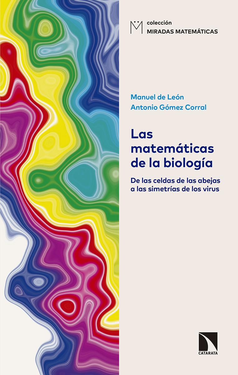Las matemáticas de la biología: portada