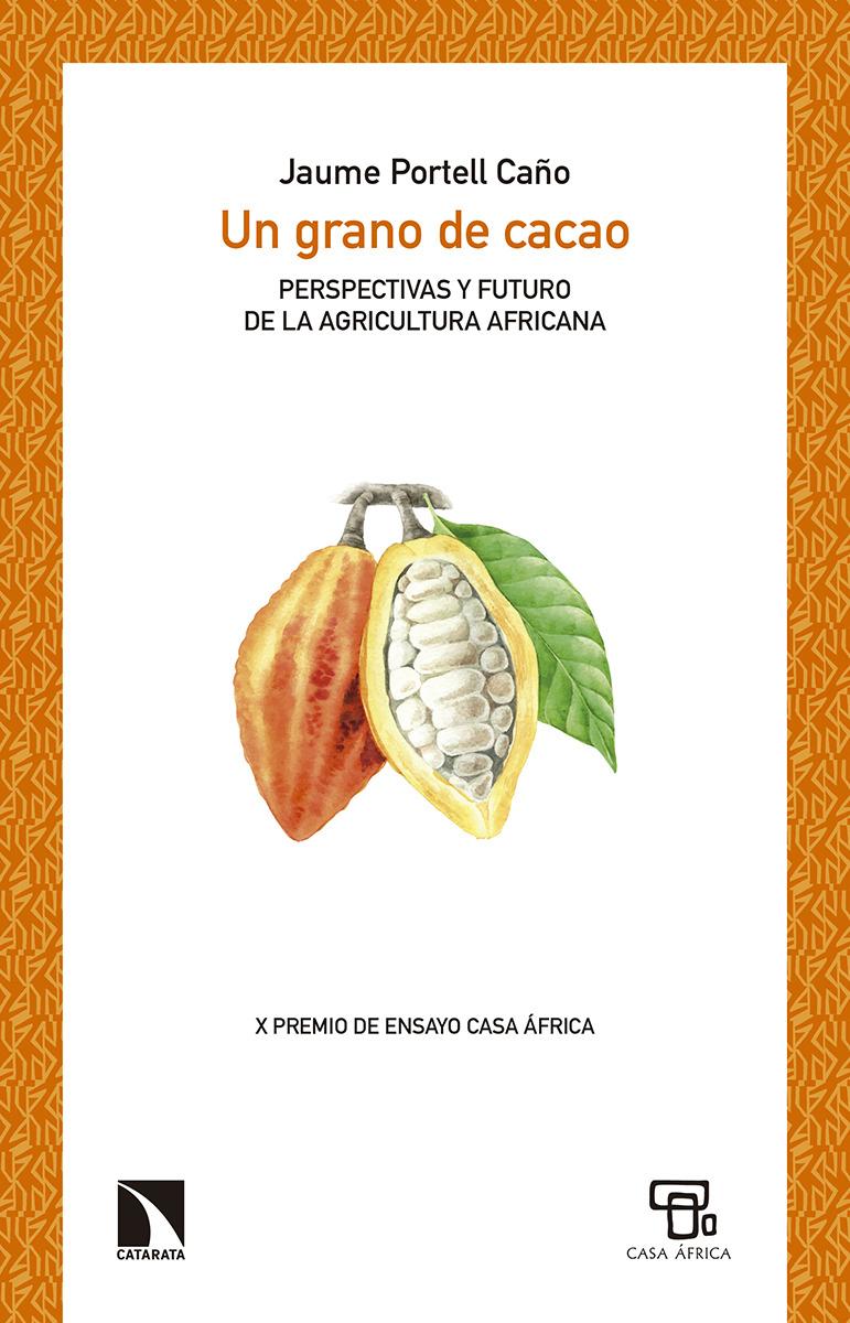 Un grano de cacao: portada