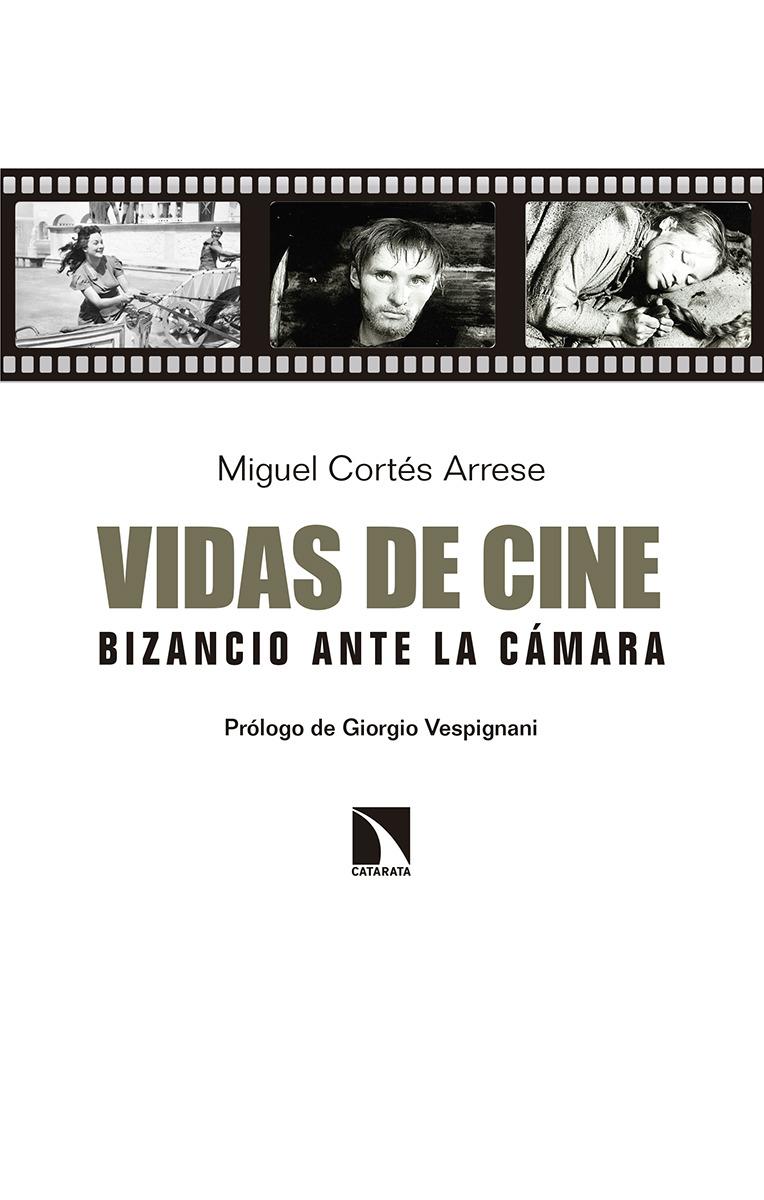Vidas de cine: portada