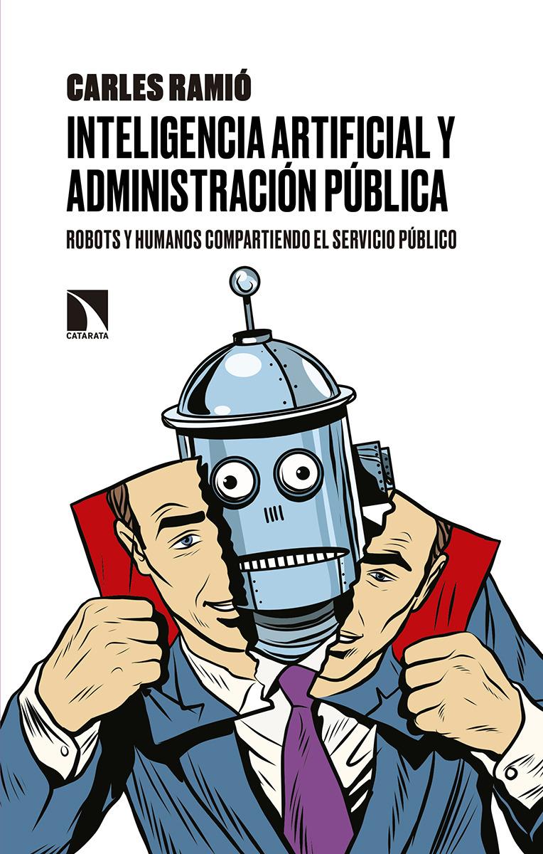 Inteligencia artificial y Administración pública: portada