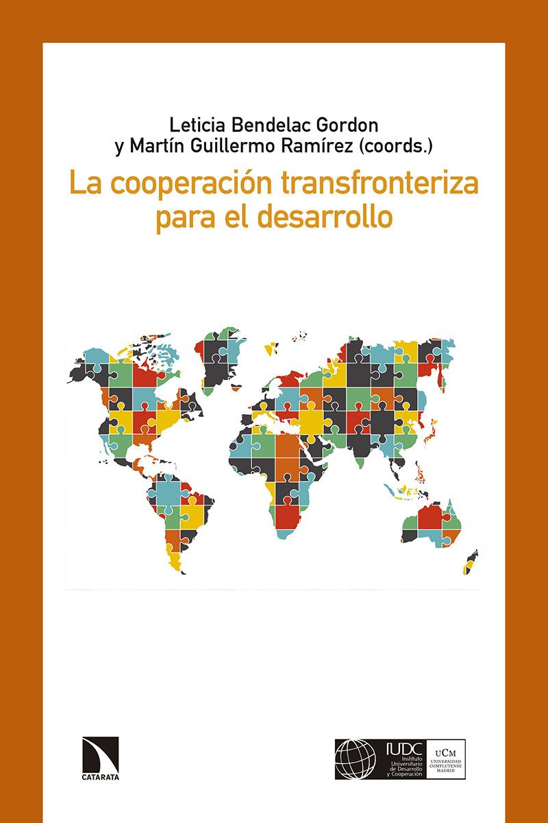 La cooperación transfronteriza para el desarrollo: portada